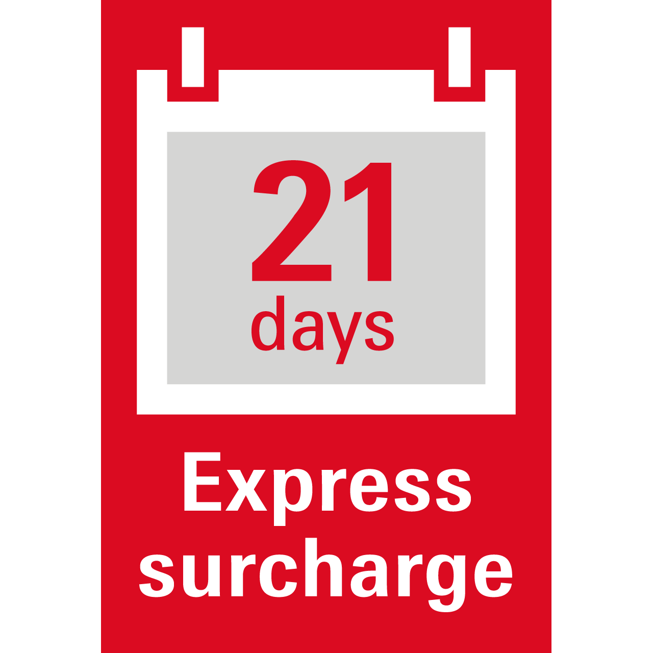 Express Surcharge