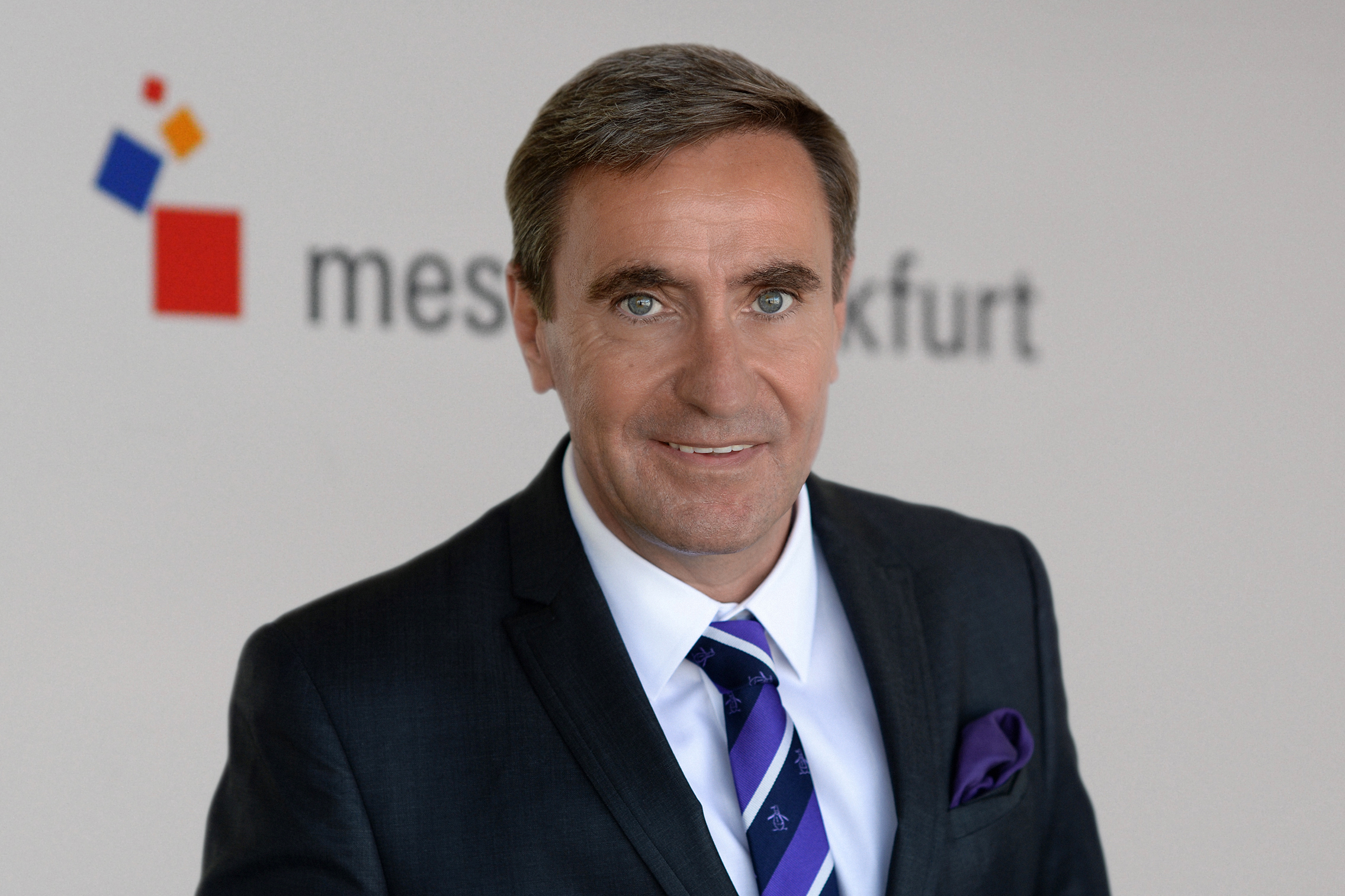Stephan Kurzawski, Consumer Goods & Sales Senior Vice President Messe Frankfurt Exhibition GmbH