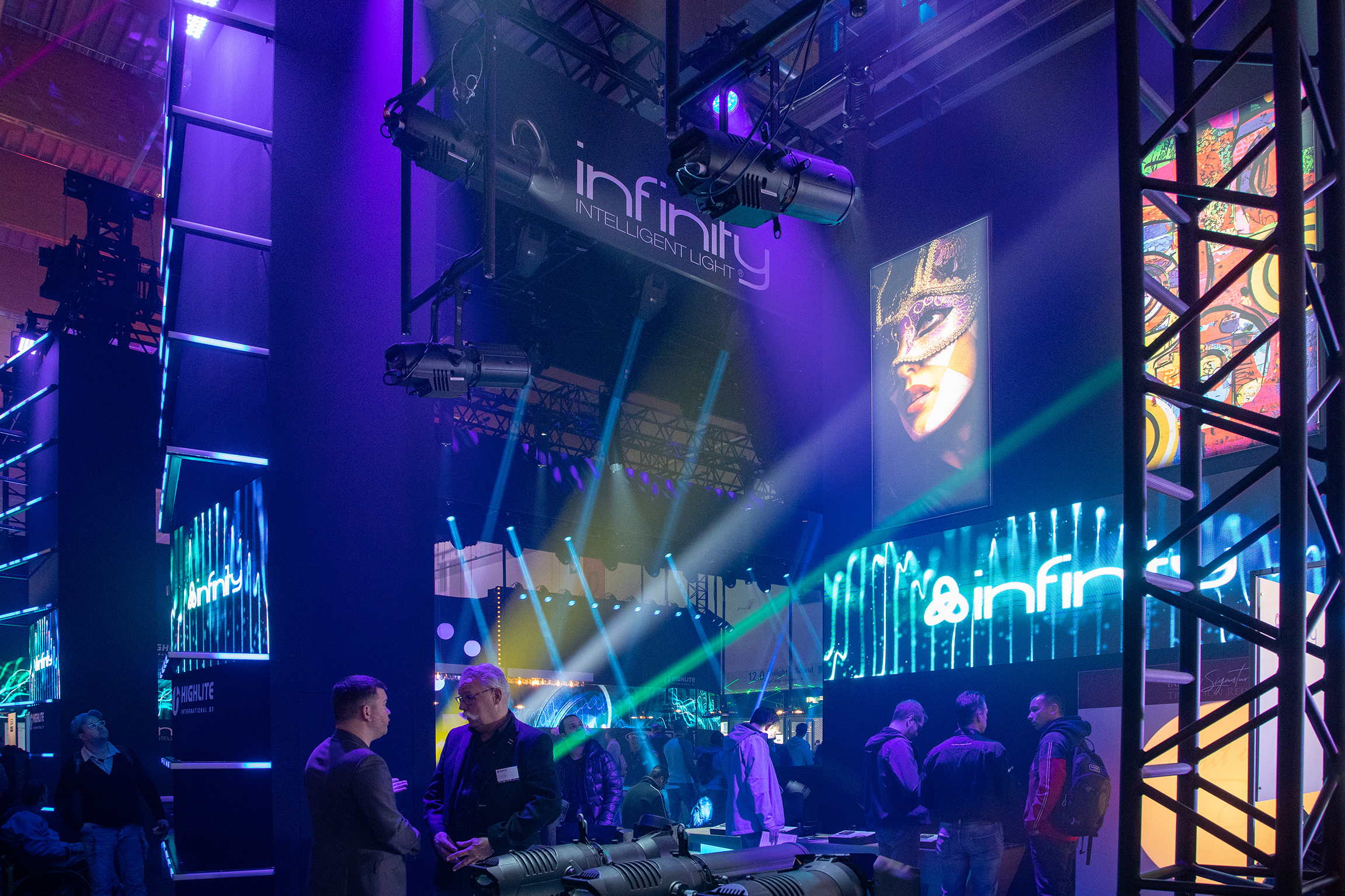 prolight+sound 2019NO MODELRELEASE@ Jochen Günther / Messe Frankfurt
