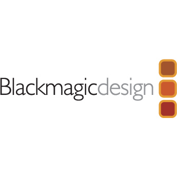 Blackmagicdesign Logo