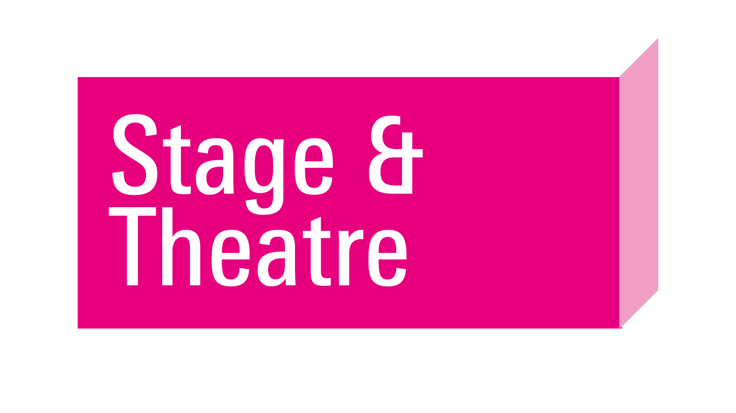 Stage & Theatre Logo