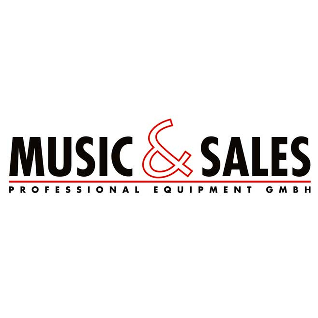 Music & Sales Logo